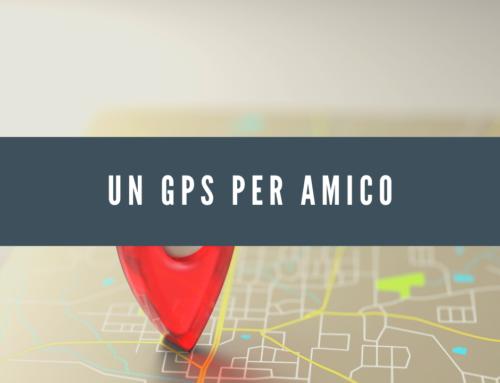 Un GPS per amico
