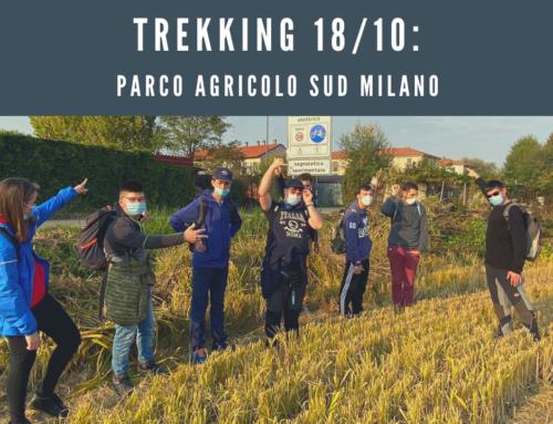 Trekking al Parco Agricolo Sud Milano