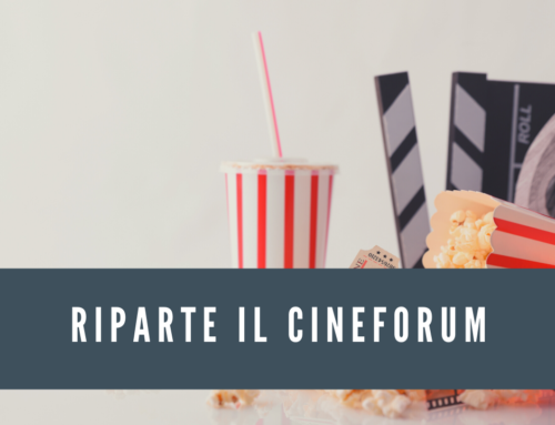 Riparte il cineforum!
